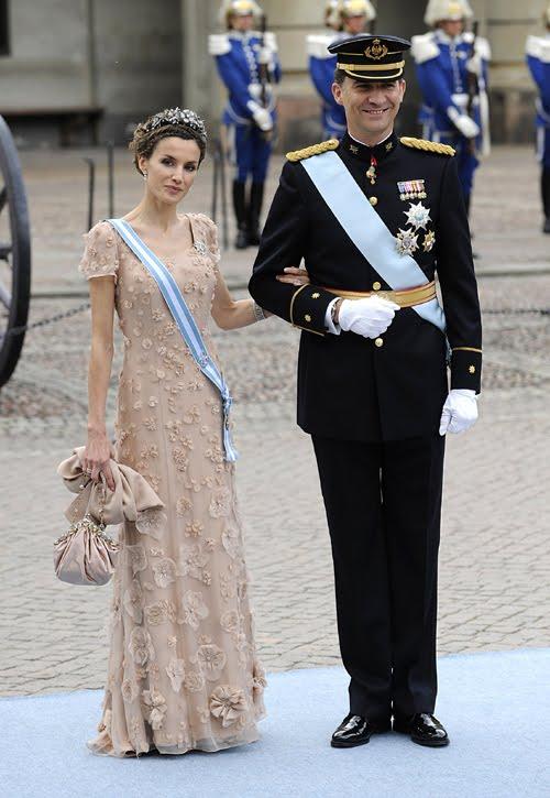 ROYAL COUTURE.....Crown Princess of Sweden Wedding | Nick Verreos