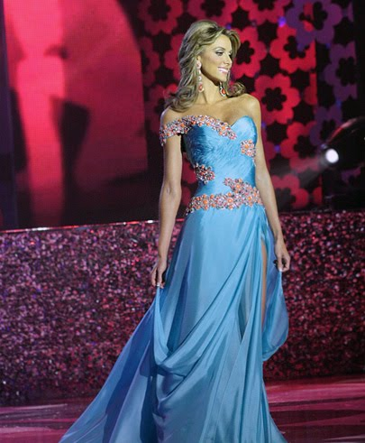 SASHES AND TIARAS.....Miss Venezuela 2010: Good Gowns and No Bueno ...