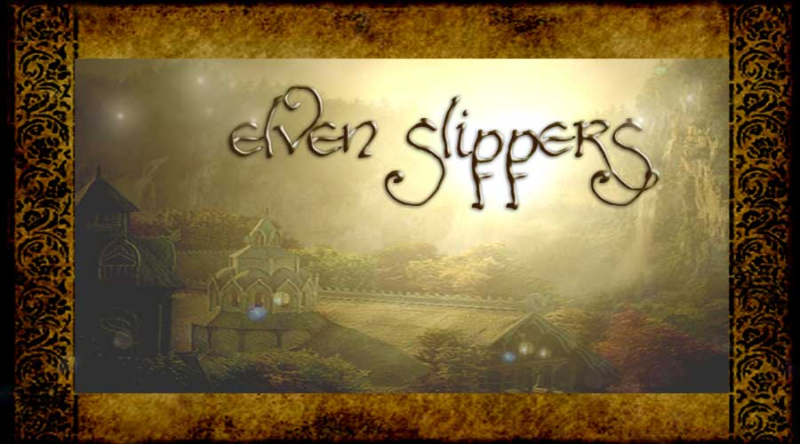 Elven Slippers