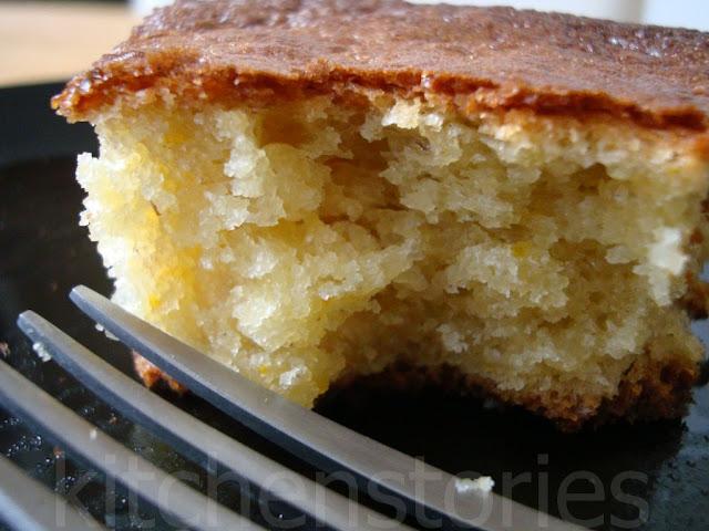 Κέικ με Γιαούρτι