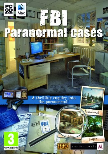 FBI Paranormal Cases PC Full 2010