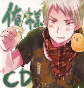 Click at the link below! Hetalia CD Interval Vol 1: The CD Of The Awesome Me .