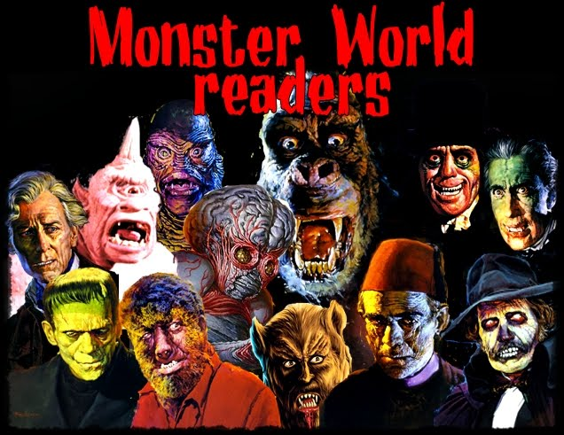Monster World Readers