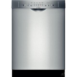 Wide Dishwasher