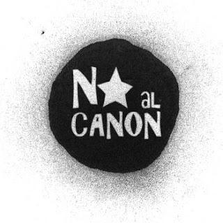 No al canon digital