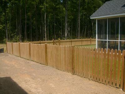Advent Fence Company Charleston South Carolina