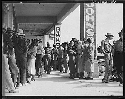 News new mexico the great depression 2