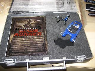 BladeRunner interior