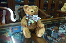HERMANN TEDDY BEAR SERIE NO.248 A (MADE IN GERMANY)