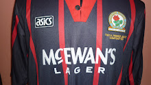 BLACKBURN ROVERS F.C THE F.A. PREMIERE LEAGUE CHAMPIONS 1995