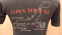 NIGHT RANGER JAPAN TOUR 1985
