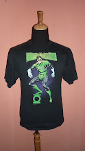 GREEN LANTERN (NOT FOR SALE)