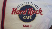HARD ROCK CAFE BASEBALL SHIRT (MAUI)