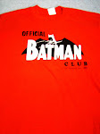 Official Batman Club 1982
