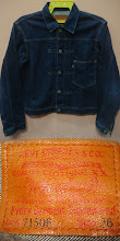 Levi's Strauss & Co Jacket (Kepala Kain)