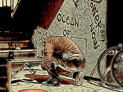 ocean of ower now ; ©Dreaming in Neon 2007