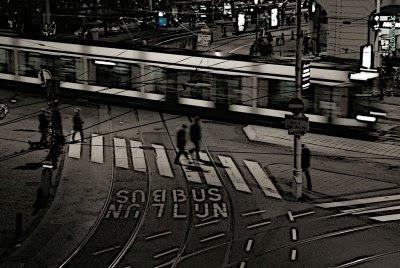 bus lijn <> lijn bus;  esion = reflected urban noise