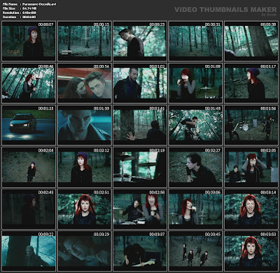Paramore Decode image by