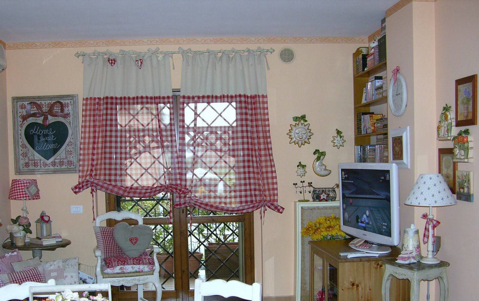 A casa di tiziana e giovanni shabby chic interiors - Shabby chic interiors a casa di federica ...