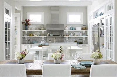 Cucina Shabby Chic Interiors. Alice Cucine Moderne By Cucinesse Mika ...