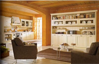 Arredamenti diotti a f il blog su mobili ed arredamento d 39 interni cucine country cucine che - Tinteggiare la cucina ...