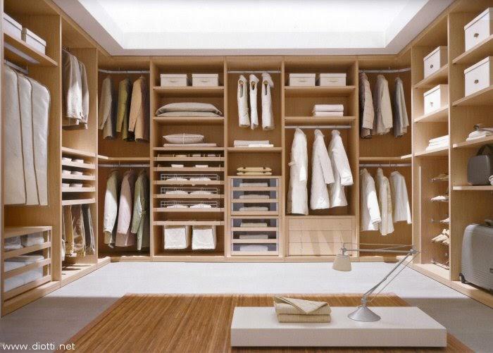 Arredamenti diotti a f il blog su mobili ed arredamento - Interni per cabine armadio ...