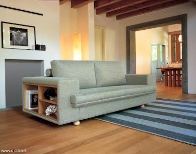 Arredamenti diotti a f il blog su mobili ed arredamento for Divano ad l
