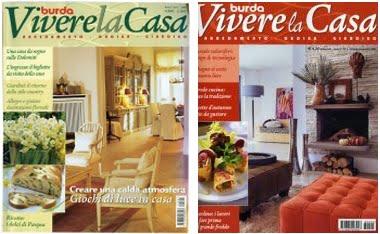 riviste specializzate shabby chic interiors