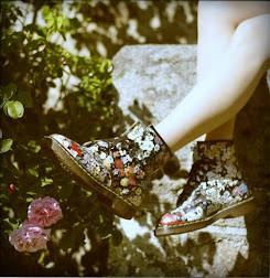 Dr Martens (floral ones :) )