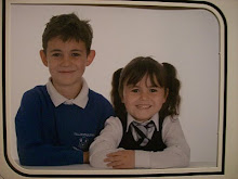 My 2 gorgeous kids