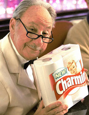 1970's Charmin spokesman Mr. Whipple