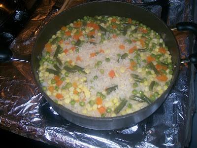 La cocina de nathan cuban spanish mexican cooking - Comidas con arroz blanco ...