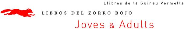 Libros del Zorro Rojo | Joves & Adults | Català