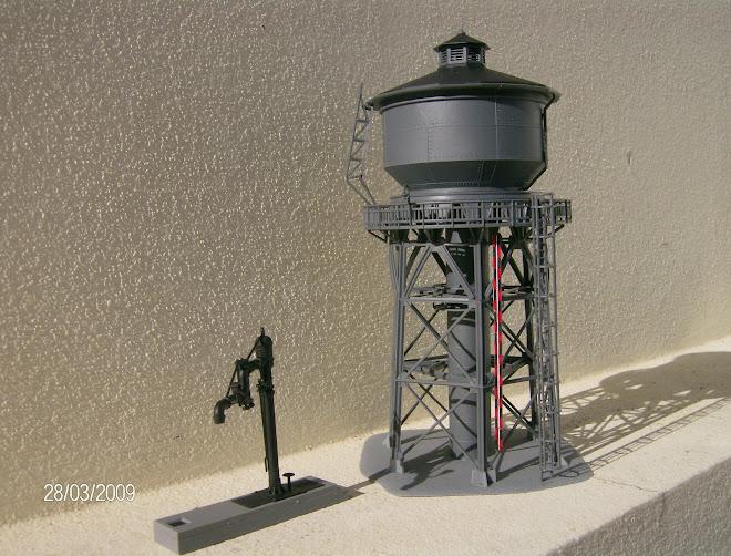 Depósito de Agua Kibri