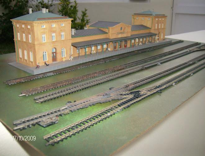 Estação de Osterbuken  - Escala N