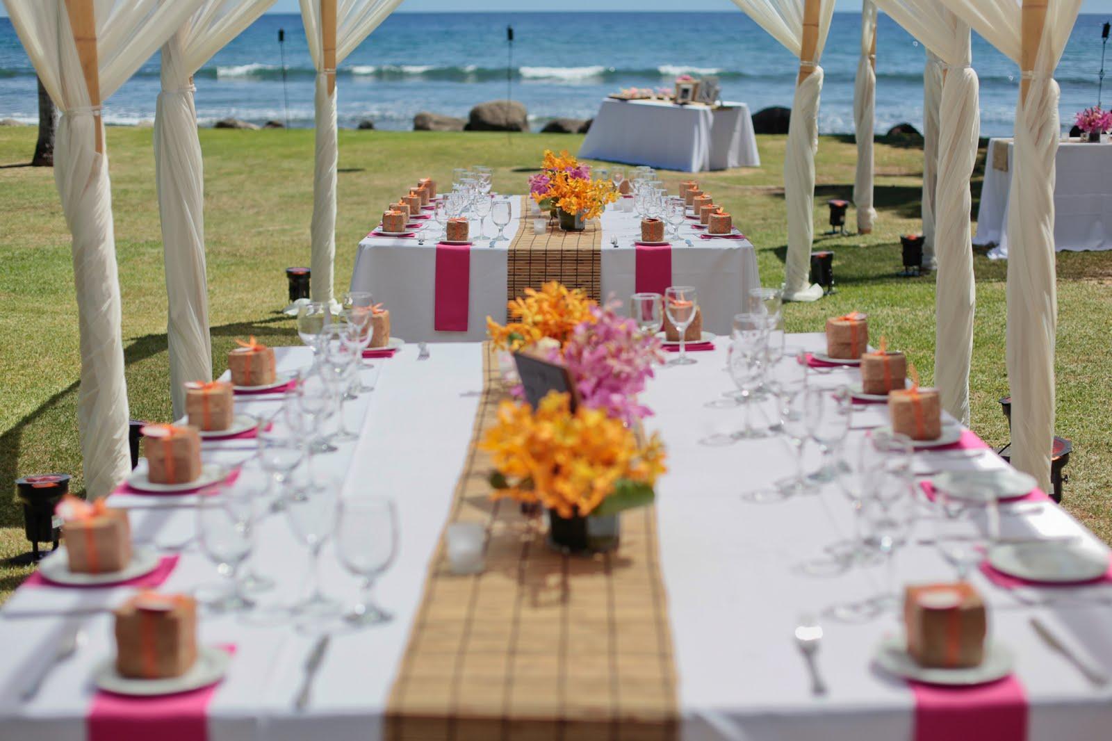 Beach wedding setup pictures 21 Most Romantic Beach Wedding Destinations