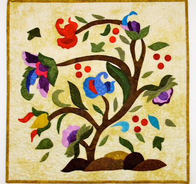 FREE JACOBEAN EMBROIDERY DESIGNS « Machine Embroidery