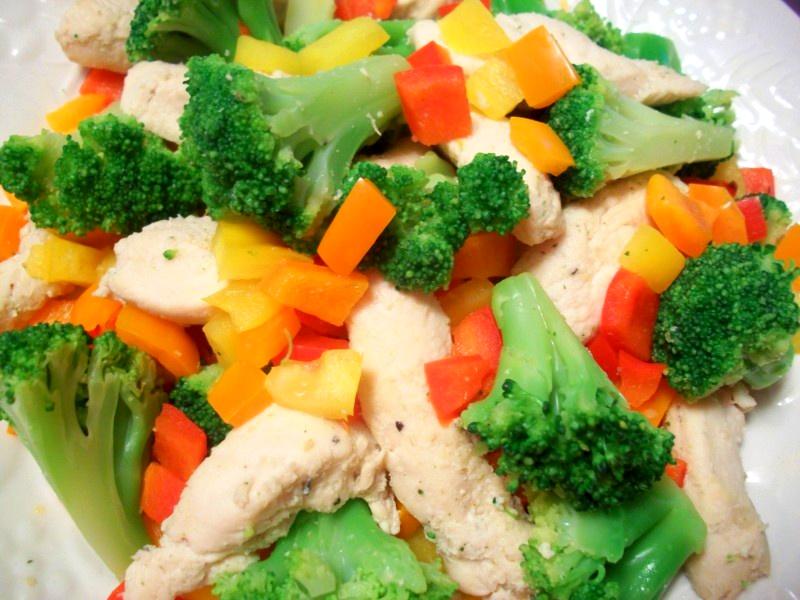 Tropical Chicken Medley | Sandy\'s Kitchen