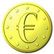 modeda de euro