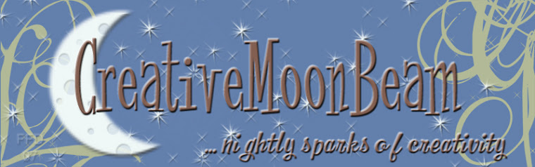 CreativeMoonBeam ...nightly sparks of creativity