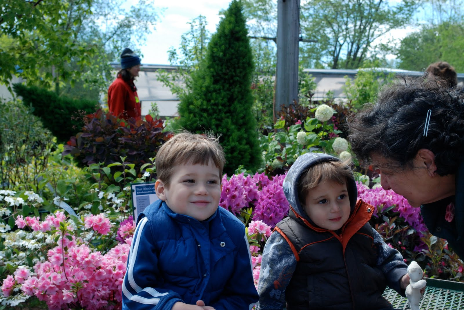 Dadventures happy mother 39 s day at russell 39 s wayland ma for Russell s garden center wayland ma