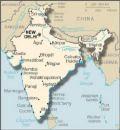 peta gurun thar