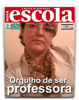 ORGULHO DE SER PROFESSORA