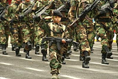 Colombia. Los niños, la guerra y otros demonios