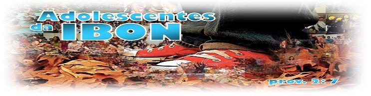 adolescentes ibon - (prov. 2:7)