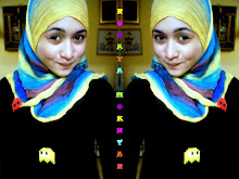 aya with funky shawl
