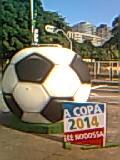 No Brasil aconteceu a copa 2014
