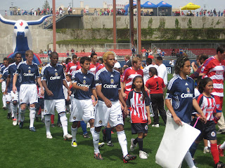 Chivas USA, FC Dallas, First Kick