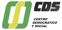 Centro Democrático y Social - Web Oficial del Partido
