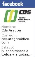 CDS - Aragón
